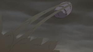 Bala Saltante de Torre de Caparazón Anime