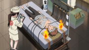 Chōji treated