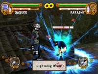 Corte Relâmpago (Sasuke Game)