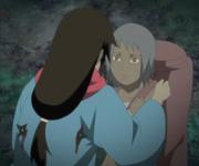 Fū recuerda las palabras de Shibuki