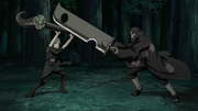 Jûzô contre Yagura