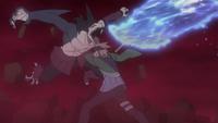 Kagura vs Shizuma fused