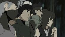 Kakashi,Guy,Kurenai