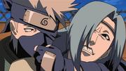 Kakashi contra Hokushin