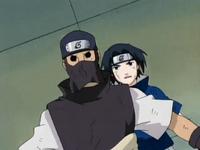 Sasuke usando Kage Buy