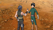 Shira acepta luchar contra Lee