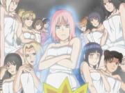 Garotas VS Naruto
