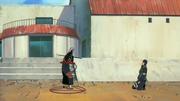 Hidan's fatal blow to Asuma