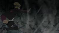 Liberação de Vento - Palma Vendaval (Boruto - Anime)