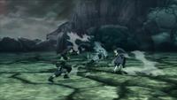 Oito Trigramas Palma de Vácuo (Hinata - Game)