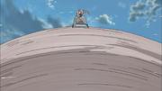 Segundo Mizukage invoca o molusco gigante