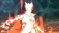 Capacidade da Nove-Caudas de sentir (Minato - Game)