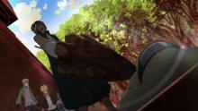 Iwabee se molesta con Tsurushi