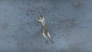 Pakura muere a manos de Kirigakure