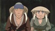 Anciano parecido a Kosuke