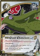 Camaleón Gigante de Cola de Serpiente POP