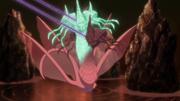 Chōmei é acorrentado