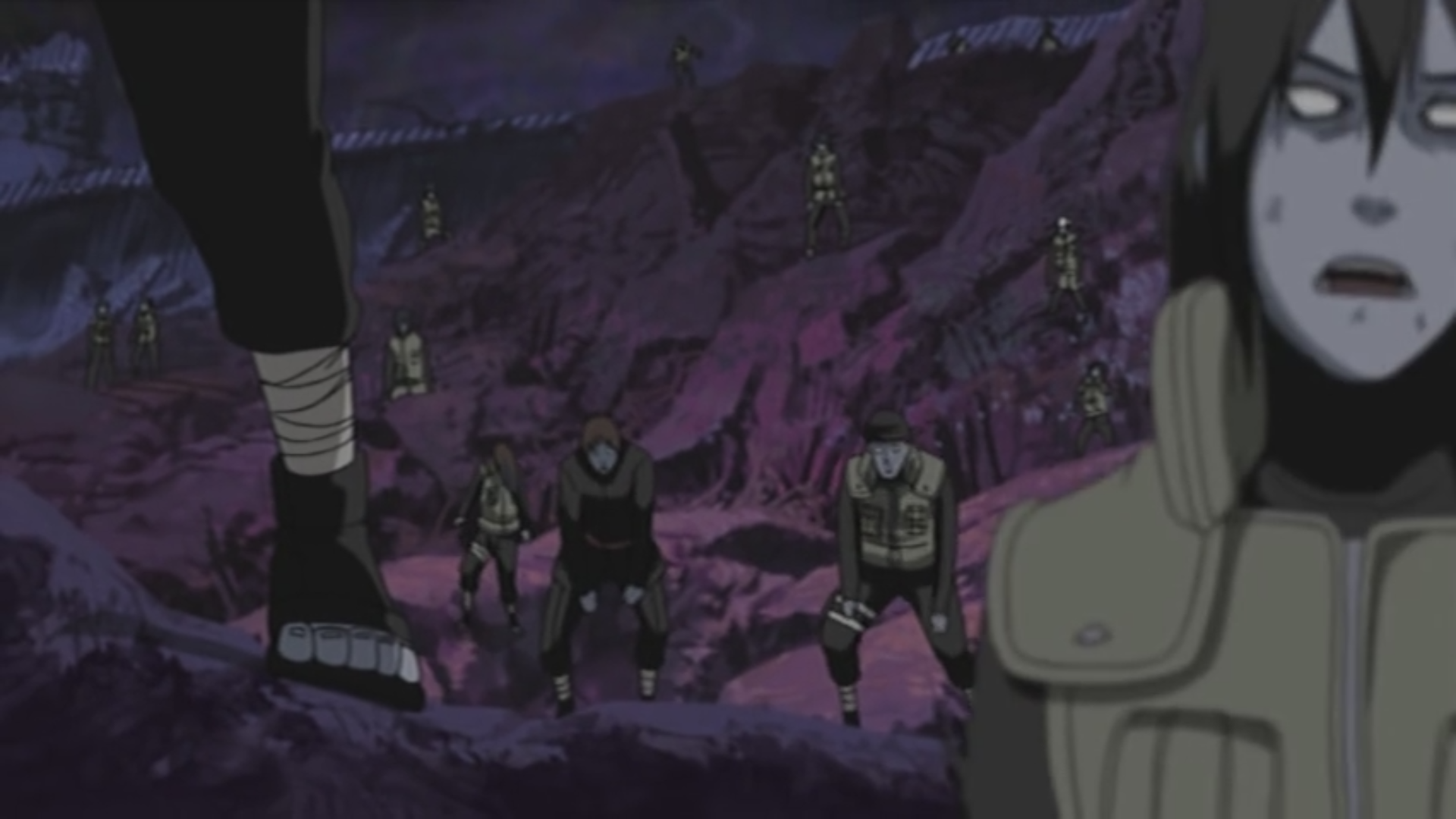 Twelve Guardian Ninja Arc
