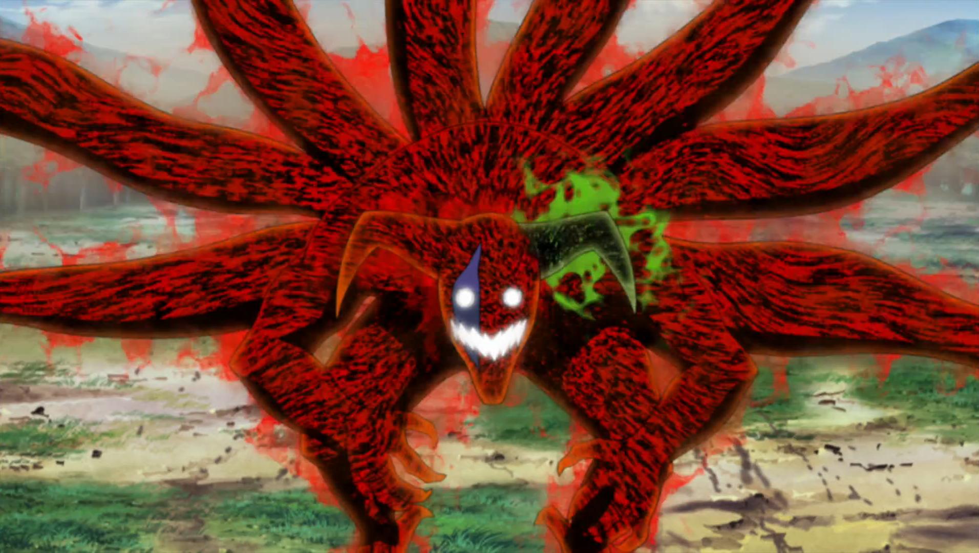 Jinchuriki Forms Narutopedia Fandom