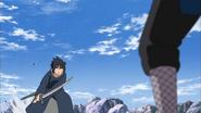 Izuna ataca Tobirama