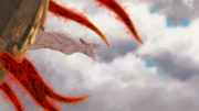 Naruto con la Octava Cola de Chakra