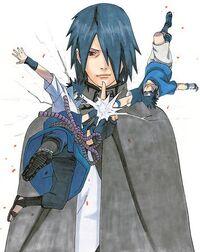 Сhange Sasuke