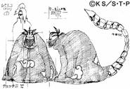Arte Pierrot - Sasori (Hiruko)