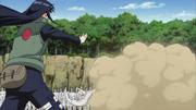 Hinata contra Zetsu
