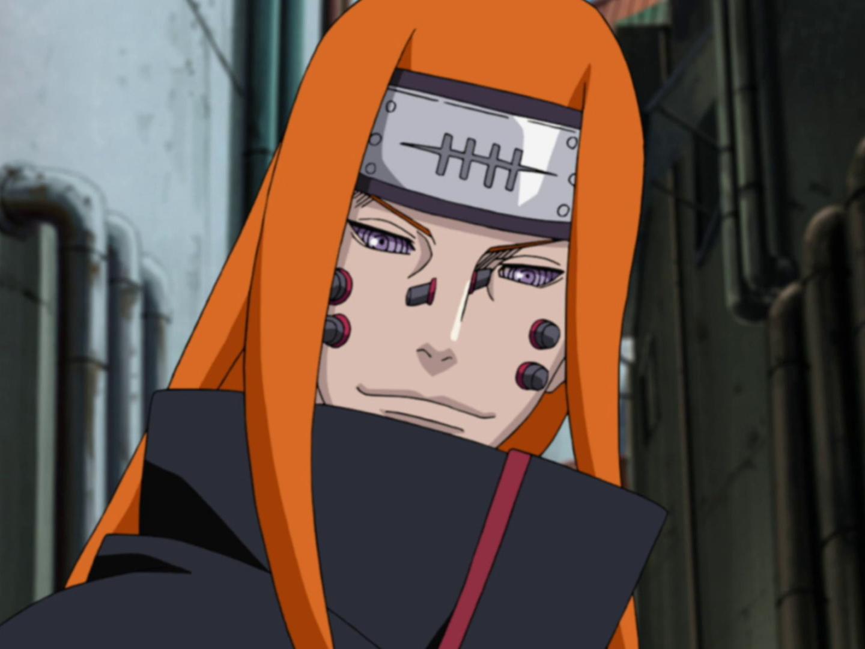 Human Path Character Narutopedia Fandom Powered By Wikia
