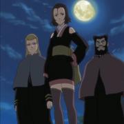 Membros conhecidos do Clã Kamizuru