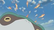 Naruto envia Clones a todos los Campos de Batalla