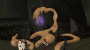 Os irmãos da Areia enfrentam Sasuke