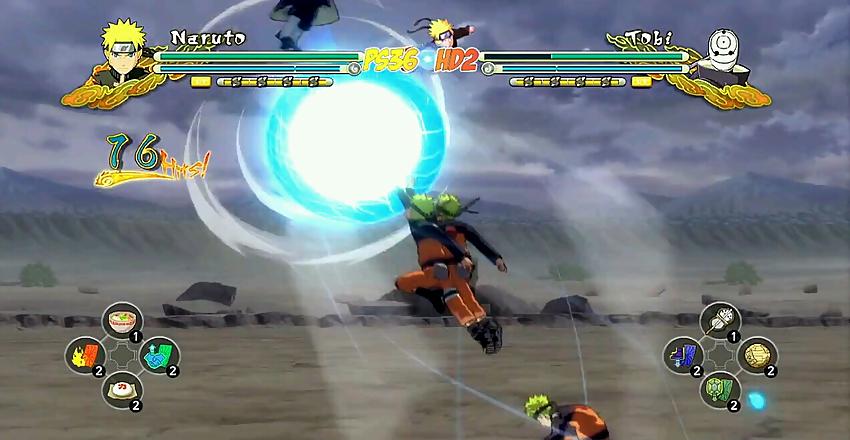 Big Ball Rasengan: Rising Attack   Narutopedia   FANDOM ...