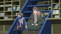 Hōki conversando com Sukea
