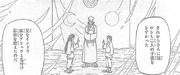 Hagoromo et ses fils