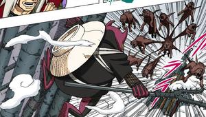 Jutsu Invocacion Amplificada Manga Color