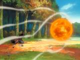 Liberação de Fogo: Técnica da Grande Bola de Fogo