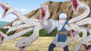Múltiplas Serpentes (Mitsuki)