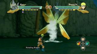 Rotating Blades