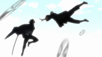 Sasuke Vs. Shin
