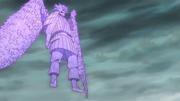 Susanoo Perfeito Voando (Sasuke)