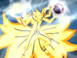 Шесть Путей: Ультра-Большой Шар Расенсюрикена