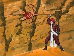 Definitivo Fuerte Ataque Absoluto Lanza de Shukaku