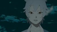 Habilidade de Regeneração (Mitsuki - Anime)