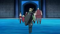 Kagura departing