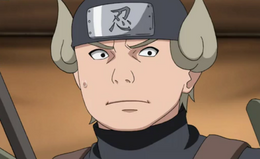 Miembro Desconocido del Clan Akimichi Anime
