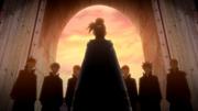 Soku se apresenta no portão de Tobari