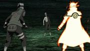 Zetsu Negro controlando Obito