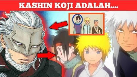 BUKAN JIRAIYA!! KASHIN KOJI TERNYATA ADALAH......... (Boruto Naruto Next Generation)