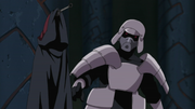 Chiyomatsu cai na armadilha de Sasuke